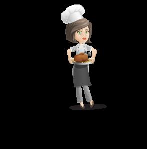 chef-femnino